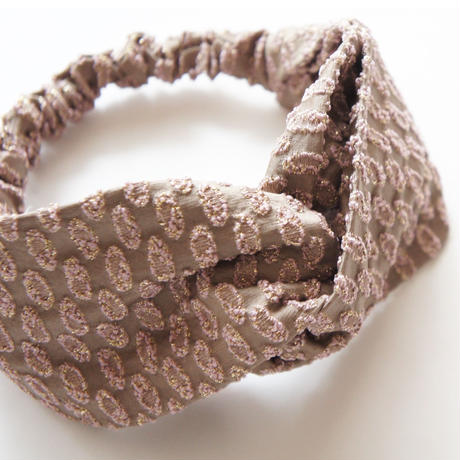 Hair Band (glitter dot) / Christina Rohde