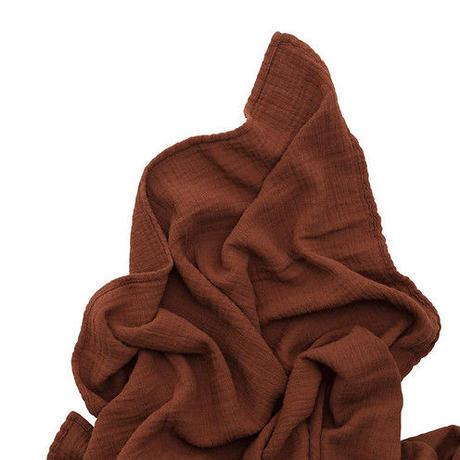 Muslin Swaddle Blanket  / garbo & friends