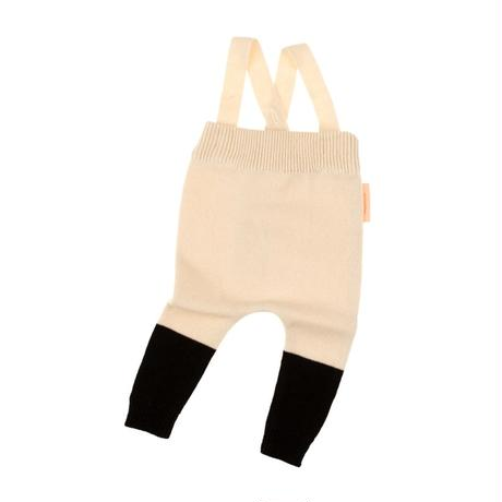 color block baby pant / tinycottons