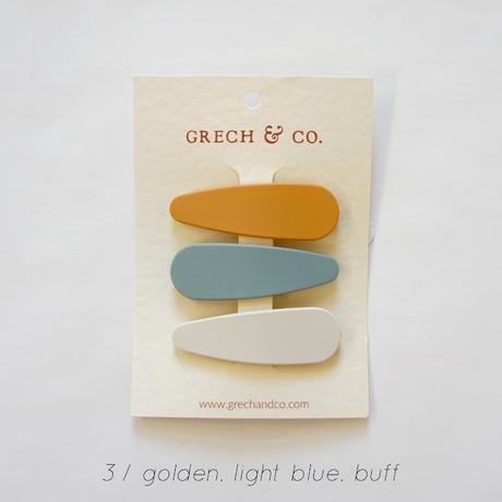 Matte Snap set of 3 / Grech & Co.