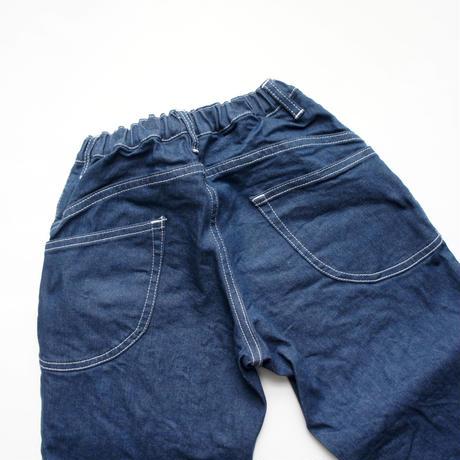 Wide Cropped Denim (vintage blue/125.140) / MOUN TEN.