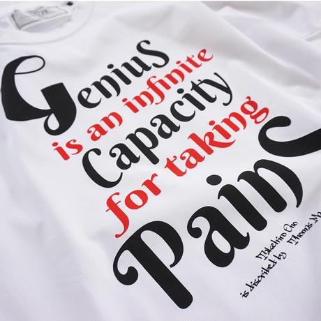 thomas magpie big Tshirt    (2212867)【受付終了:5月お届け】