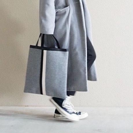 【2017 aw collection】ANDY melton silver grey