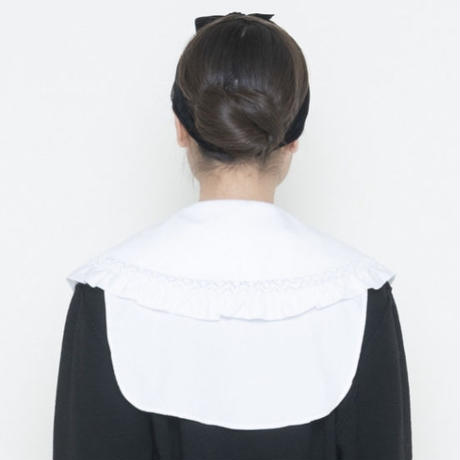 【受付終了】thomas magpie falling band collar(2204904)