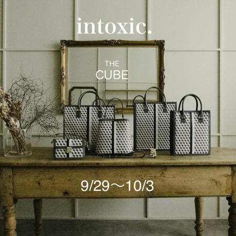 intoxic.2022 spring & summer collection 先行予約会について