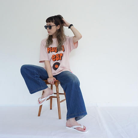 thomas magpie big T-shirt(2211856)【受付終了:3月お届け】
