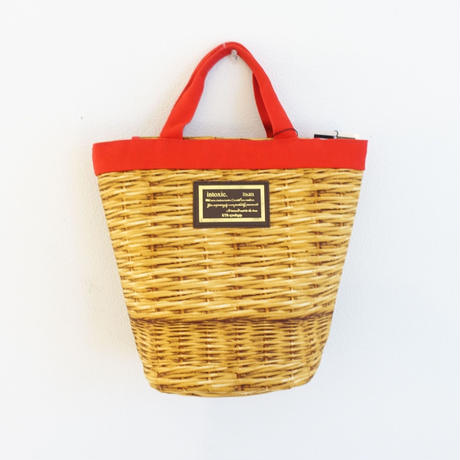 mini penelophia fake basket red