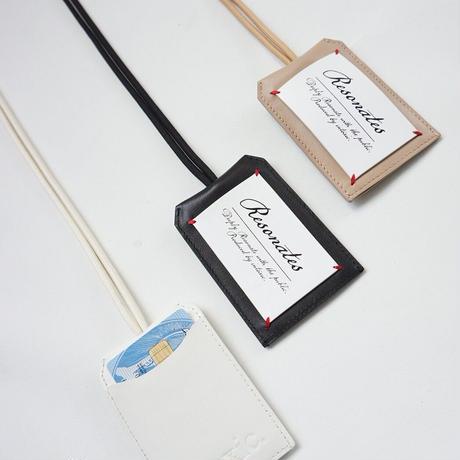 【受付終了】KEY RING NECK STRAP