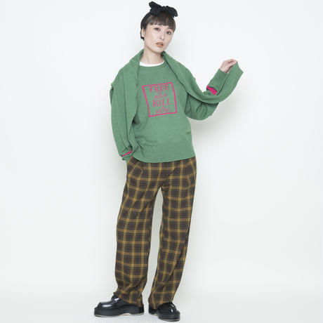 【受付終了】thomas magpie twin knit green(2204716)