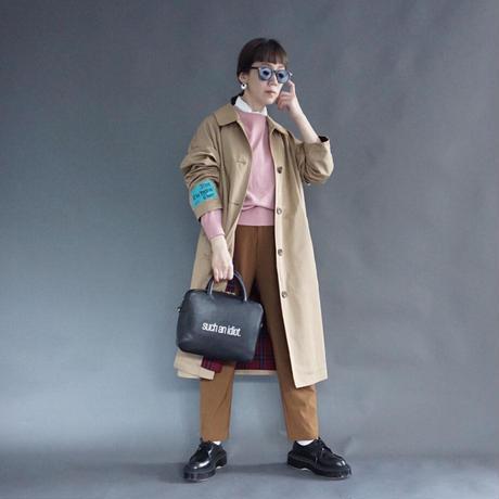 thomas magpie soutien collar coat(2214207)【受付終了:11月お届け】