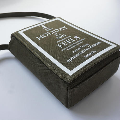 HOLIDAY VHS CROSS CARRY khaki