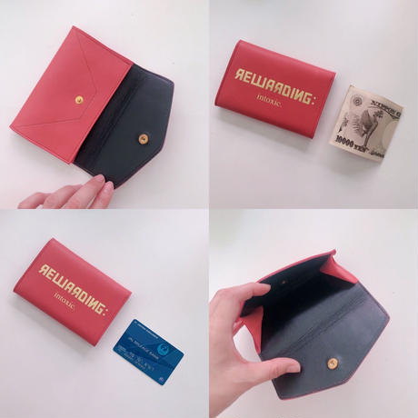 【新作】leather multicase -REWARDING:-