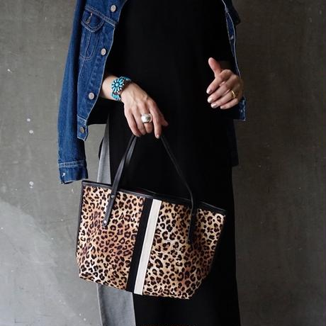 再入荷holiday tote small original leopard