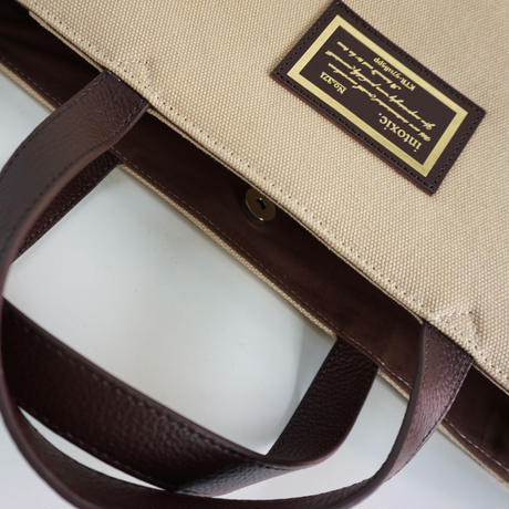 【新作】HOLIDAY DAILY TOTE brown
