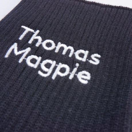 thomas magpie knit hand warmer(2214724)【受付終了:11月お届け】