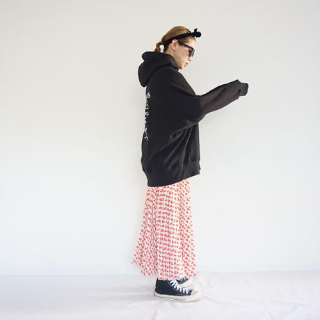 【受付終了】thomas magpie sweat parka (2203807)