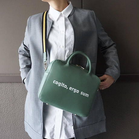 【新作】RESONATES descartes apple green