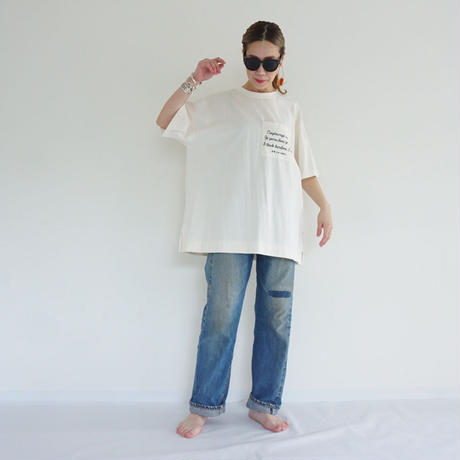 【予約終了】thomas magpie big t-shirt(2203859)