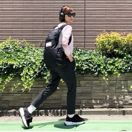 intoxic . backpack black