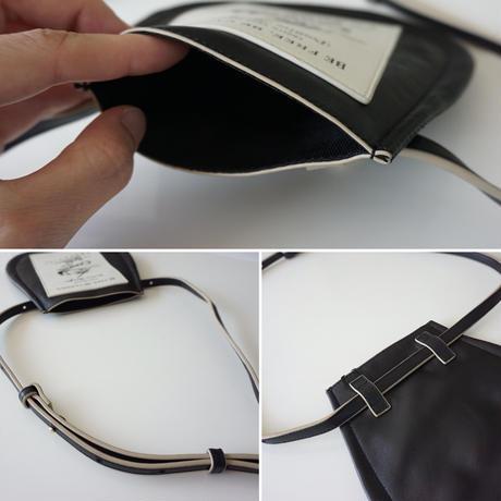 SUM belt noir