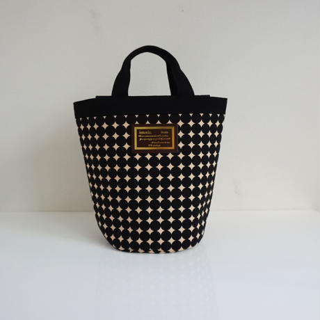【新作】mini penelophia dots black