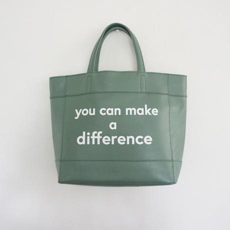 【新作】RESONATES difference apple green