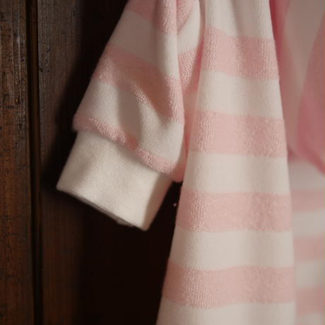 わんこ羽毛布団パジャマセット(ピンク)