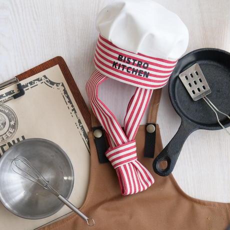 コック帽+ネクタイキット