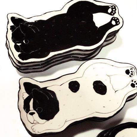 お皿 * フレンチブル / Plate * French Bulldog