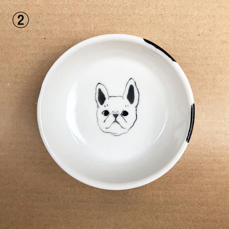 小鉢 * フレンチブル / Small Bowl * French Bulldog