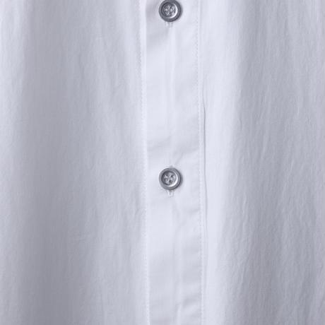 HOSPITAL LONG SHIRT ホスピタルロングシャツ ホワイト