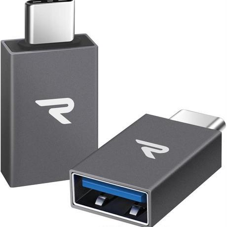 新発売!マックPC用CタイプUSB変換アダプター   PC用USBアースコードをマックPCに接続する変換アダプターです