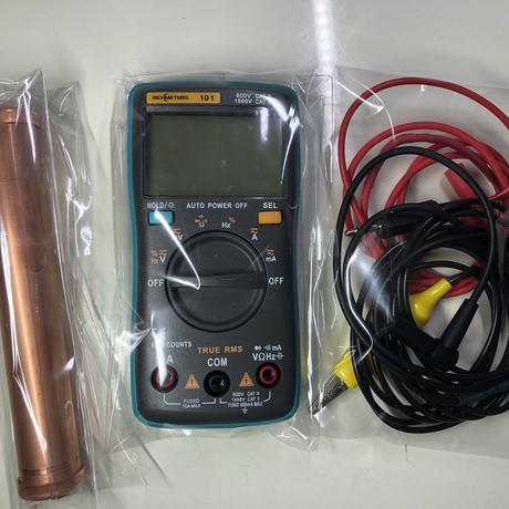 身体皮膚表面電圧計   大変お待たせ致しました、少数入荷です!