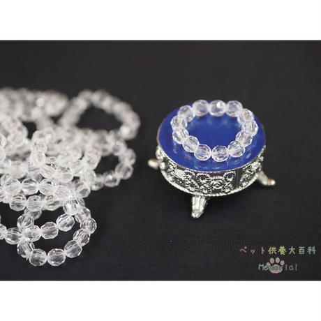 【SSサイズ】天使のはごろも おくるみwith手作りミニ数珠SET