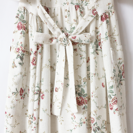 vintage flower & ribbon_op