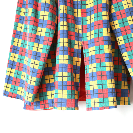 colorful plaid light_jk