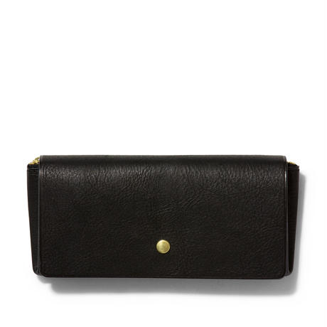 """ ORIGAMI WALLET "" Long / Black"