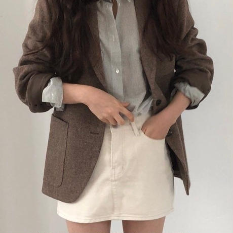 Ireland wool Jacket
