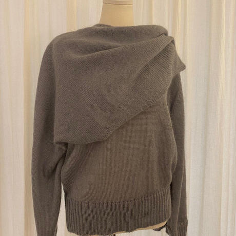 Mohair knit