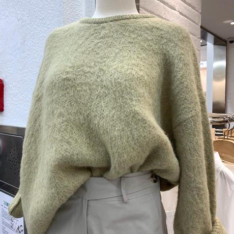 予約販売 Basic knit