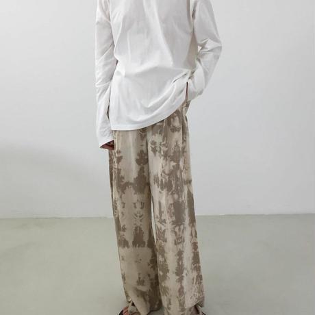 予約販売 Taidai pants