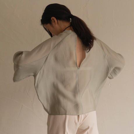 予約販売sheer blouse