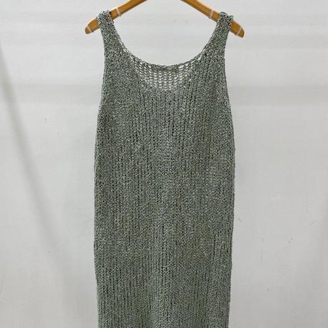 Summer knit onepiece