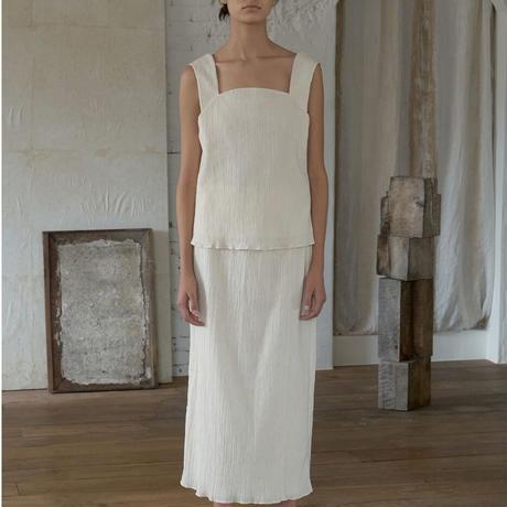 Natural wrinkle skirt