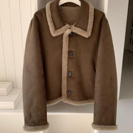 Limited Reversible mustang coat