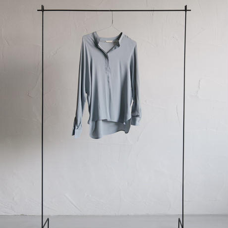 予約販売 No collar shirt