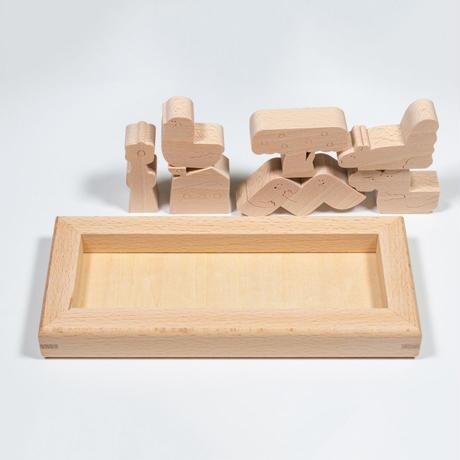 polycube puzzle box