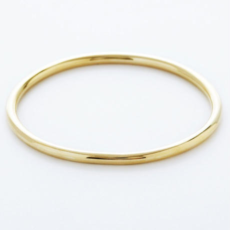 classic oval band  gold