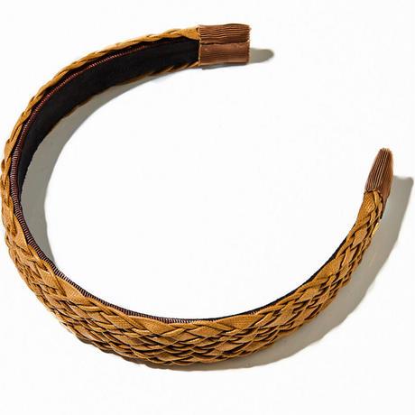 shymphony head band /black/camel