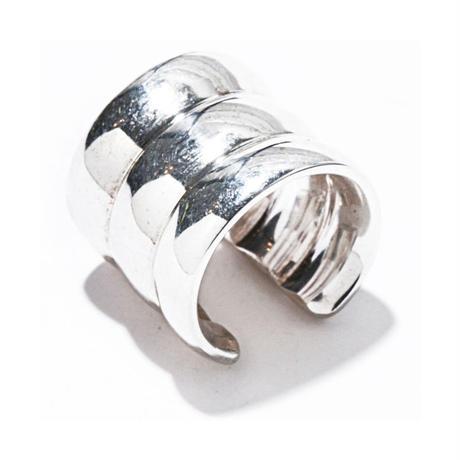 the line cuff silver